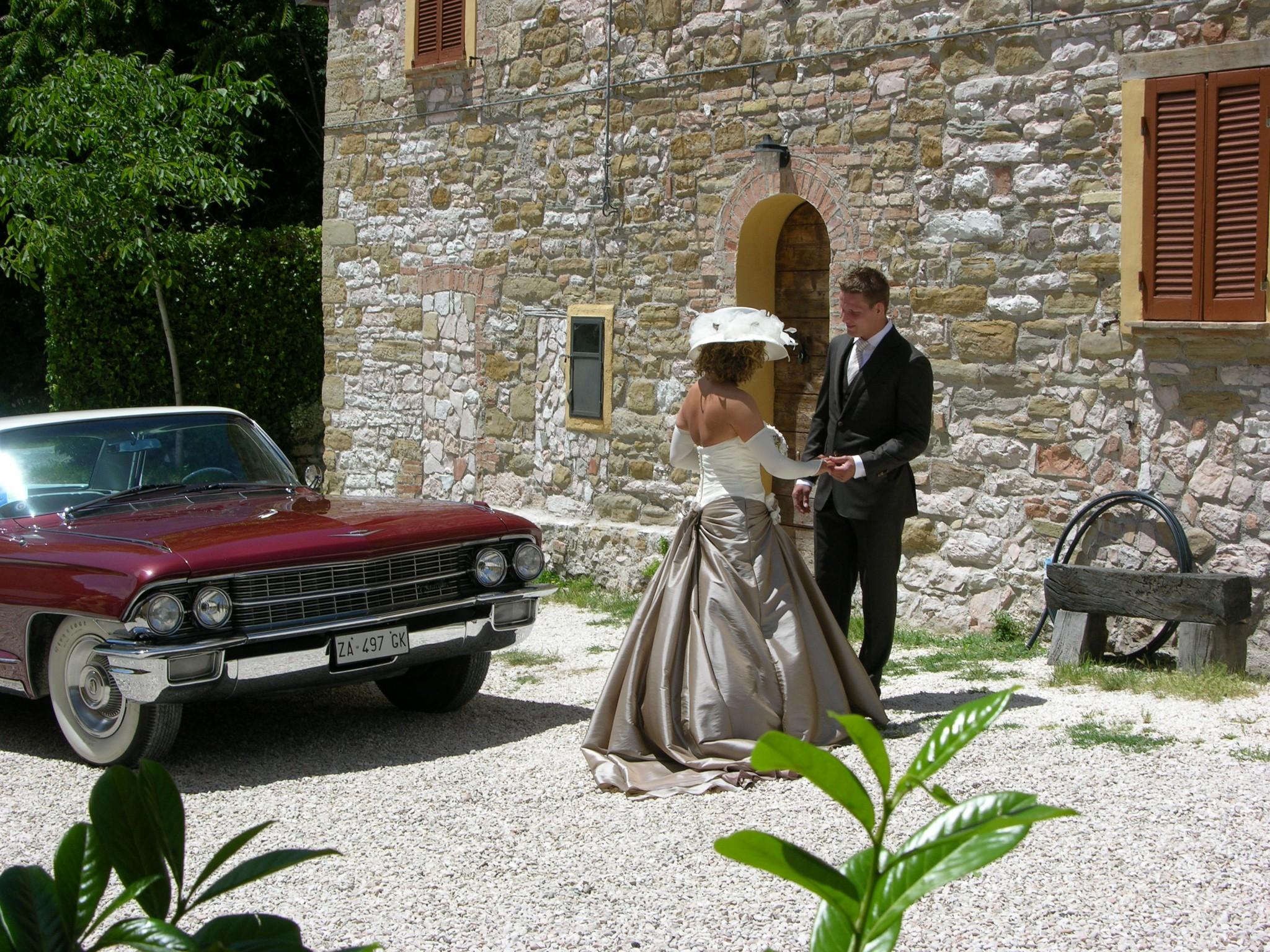 Casa Tartufo_bruiloft arrangement