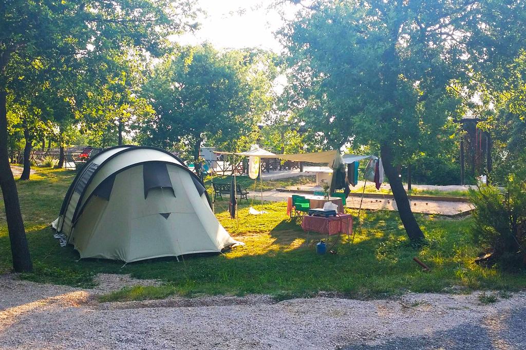 Casa Tartufo_Kleine Camping
