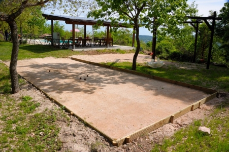 Casa Tartufo_Kleine Camping_Entertainment
