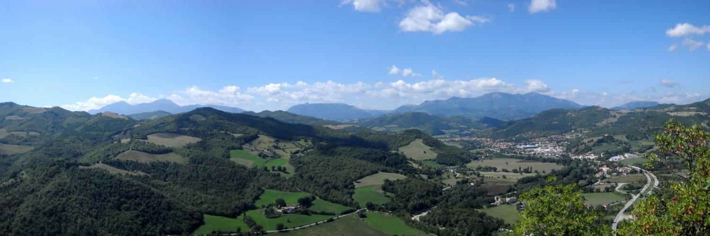 Casa Tartufo_uitzicht