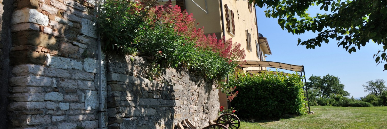 Casa Tartufo_achterkant appartement